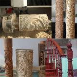 De houten CNC Machines van de Reclame van de Router voor Houten en Acryl