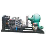 Pompe de asséchage de moteur diesel de l'eau