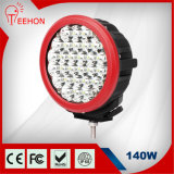 "Verkoop 7 "" 140W Auto LED Work Light"