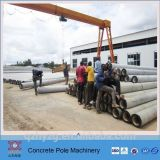 Konkrete Pole Standardmaschine Kenia-