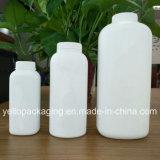 Botella plástica del empaquetado plástico del envase de plástico para el polvo de talco del bebé