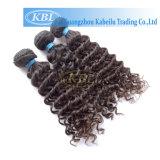 Kblの2014年のバージンの加工されていないブラジルの人間の毛髪