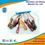 Comutar o chicote de fios de fiação personalizado do preço de fábrica dos pinos do conetor 4