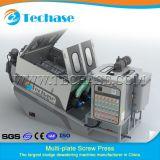 Prensa de tornillo de la Multi-Placa la mejor máquina efluente del tratamiento