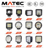 "Popular Selling Work Lightting 4"" 27watt 1800lm LED Work Light"