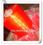 高密度ポリエチレンの単繊維ヤーン