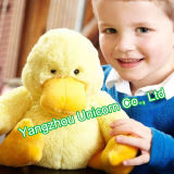 Brinquedo macio do luxuoso do pato do animal enchido do algodão dos PP do CE