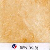 Пленка печати ширины Yingcai 1m белая мраморный каменная жидкостная