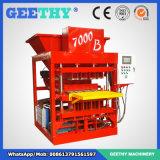 自動Ecoのマスター7000plus粘土のセメントの連結のブロック機械
