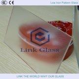 vidrio Tempered del invernadero de 4m m con el vidrio de modelo inferior del hierro