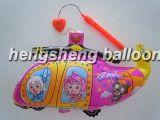 Воздушный шар нот