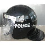 2017anti暴動のヘルメットか暴動取り締まりのPolice&Militaryのヘルメットは警察および軍隊のために製造する