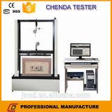 Machine de test universelle électronique de compactage de conteneur de la machine de test Wdw-100 +Carton