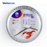 Mayor nivel y uso superventas del restaurante/envases del papel de aluminio
