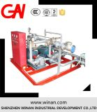 システムを比例させる熱い販売のバランス圧力ポンプスキッド