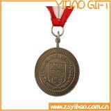 Медаль сувенира металла горячего высокого качества сбывания изготовленный на заказ с талрепом (YB-m-019)