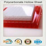 Lamiera sottile UV della cavità del policarbonato di Makrolon