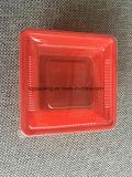 Пластичные пользы Undustry упаковки еды устранимые принимают отсутствующую коробку контейнера поставки быстро-приготовленное питания