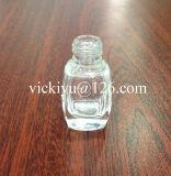 Bottiglie di vetro di figura della piramide piccole per il polacco di chiodo 2ml