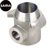 Soem-Stahl-Investitions-Gussteil für Rohr-Teile mit der maschinellen Bearbeitung