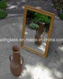 Glas van de Spiegel van de Spiegel van het aluminium het Zilveren en het Vrije Glas van de Spiegel van het Koper