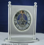 Часы почищенные щеткой высоким качеством металла стола K8058se