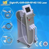 Dispositivo IPL Elight RF e de laser do ND YAG dispositivo (MB600)