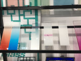 装飾のための新しいデザインガラス