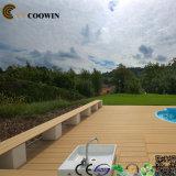 Plancher extérieur facilement installé du balcon WPC de DIY
