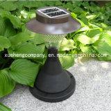 Linternas solares de la pared del jardín al aire libre