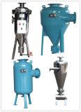 Impianto di per il trattamento dell'acqua efficiente di Desander del ciclone