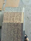 Декоративная изолированная выбитая экстерьером панель стены сандвича металла