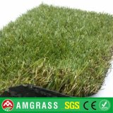 Natte en plastique artificielle d'herbe de garniture antichoc