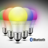 무선 Bluetooth Speaker Smart LED Light Bulb Free APP 6W E27 Great