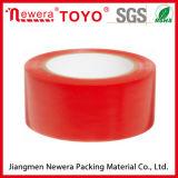 包装のためのOPPの甘いテープの味方された付着力の側面そしてBOPPの物質的な一流の製造者を選抜しなさい