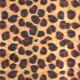 Tsautop 모조 표범 피부 도매 수로학 필름