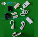 Kundenspezifische Plastikhaken, Plastikeinspritzung-Teil