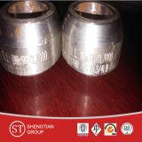 Reductor de acero de Fitings de la autógena de extremo