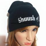 冬の帽子Hat//Jacquardの帽子の帽子/編まれた帽子