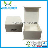 カスタムFoldableクラフト紙の装飾的なギフト用の箱の包装