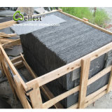Mattonelle di tetto naturali dell'ardesia dell'ardesia nera