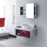 Шкаф тщеты ванной комнаты нержавеющей стали с шкафом зеркала