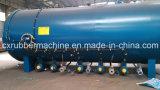 Autoclave compuesta/autoclave para la fabricación compuesta