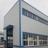 Industry/Agriculture를 위한 Prefabricated Steel Structure Building