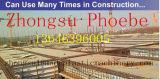 Scheda della costruzione del PVC che fa macchina