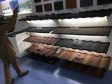 Azulejo de azotea revestido del metal de la viruta de la piedra del fabricante de Jinhu