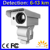 IP van de Veiligheid van de lange Waaier Thermische Camera