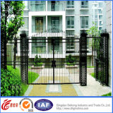 簡単な粉の上塗を施してある装飾用の優秀な入口のゲート