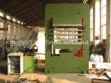 Borracha máquina de vulcanização de imprensa