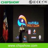Affichage à LED d'intérieur polychrome de Rn 2.9 de location de Chipshow